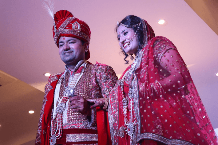 How we celebrated out first MBA wedding with true Indian flair