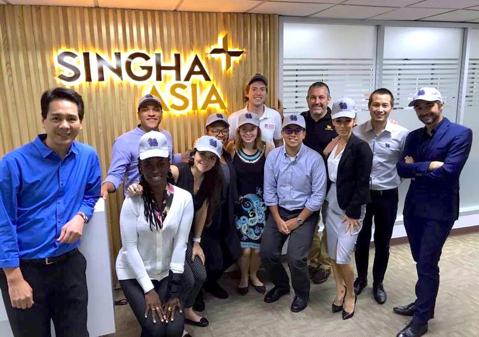 MBA Students Get 'Asia-Ready' With Projects In Emerging Markets