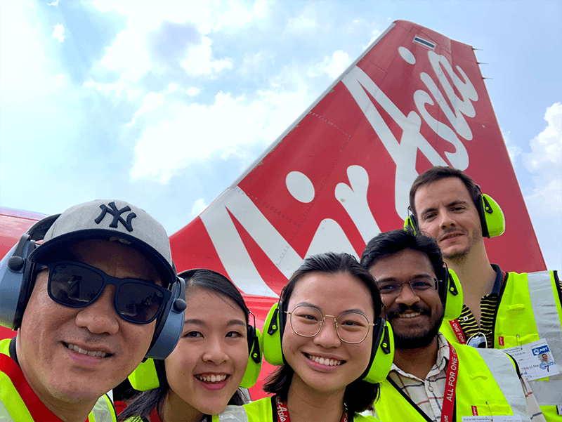 How we took Thai AirAsia's operations to new heights