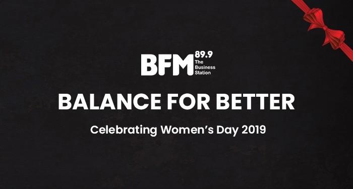 Balance for Better - Celebrating Women's Day 2019