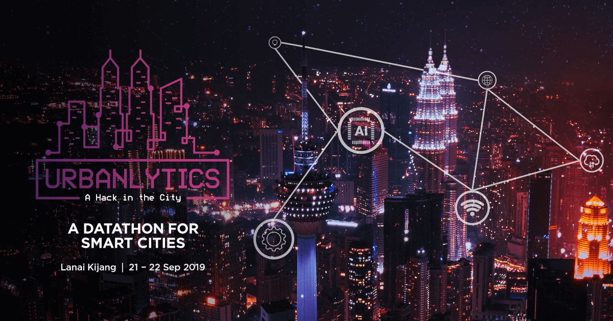 AXIATA, Asia School of Business and CITIES 4.0 collaborate to build  a data-driven future with Urbanlytics Malaysia 2019