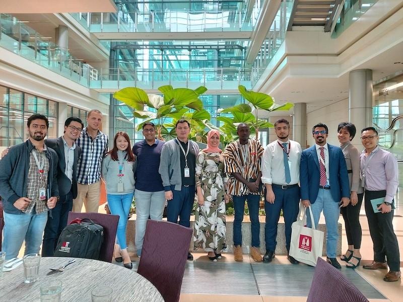 Finance club photo
