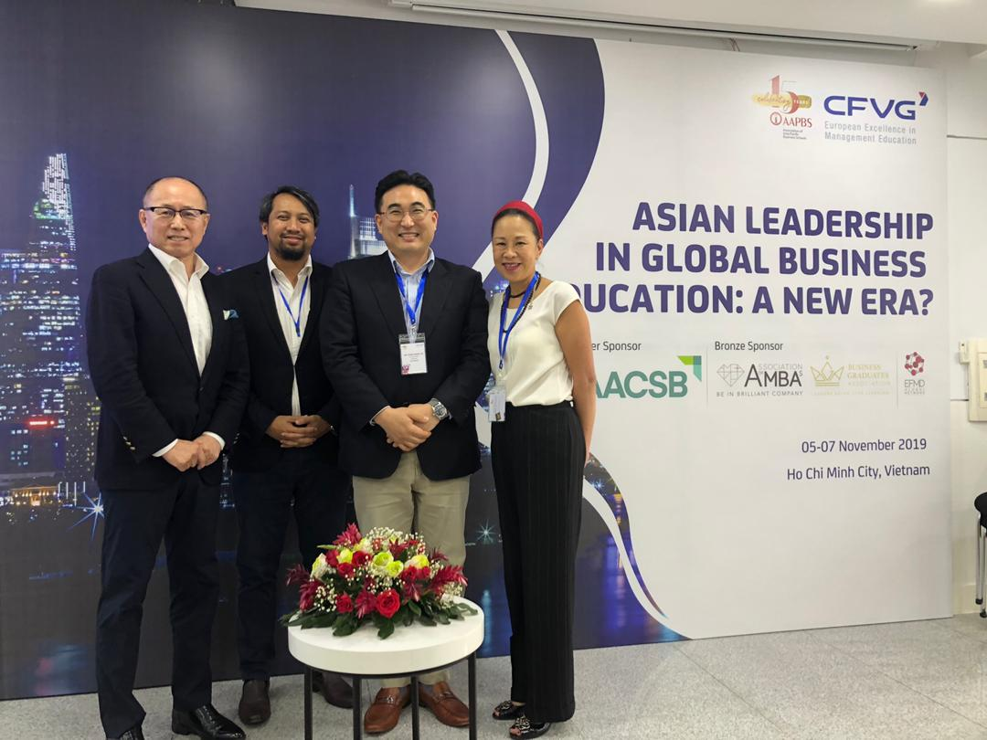AACSB Annoucement