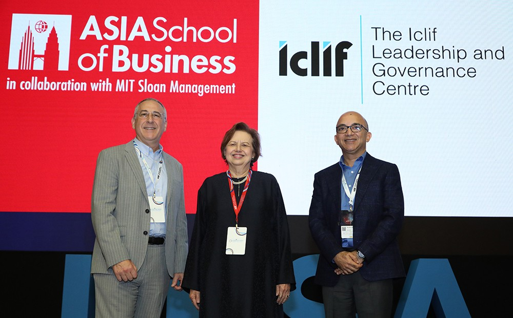 Integration of Iclif with The Asia School Of Business to provide broader set of business education offerings