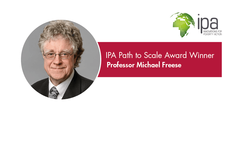 Asia School of Business Faculty Wins Prestigious IPA Path to Scale Award