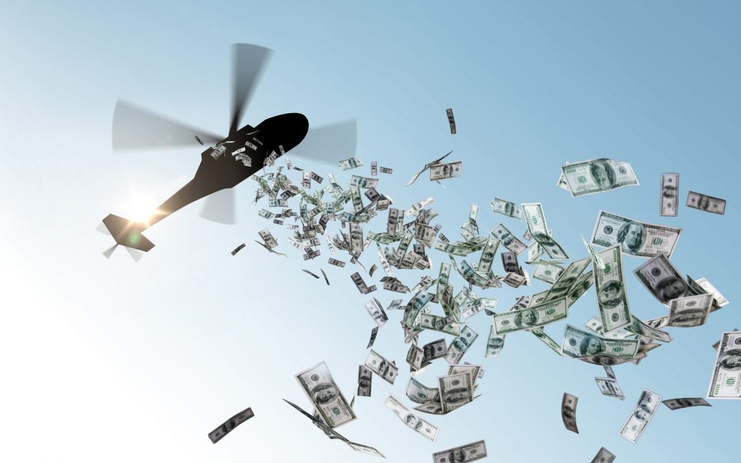 Helicopter Money: How, for What, to Whom, and by Whom? Stimulus packages in a time of crisis.