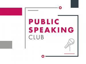 ASB Student Club Logo - PulicSpeaking