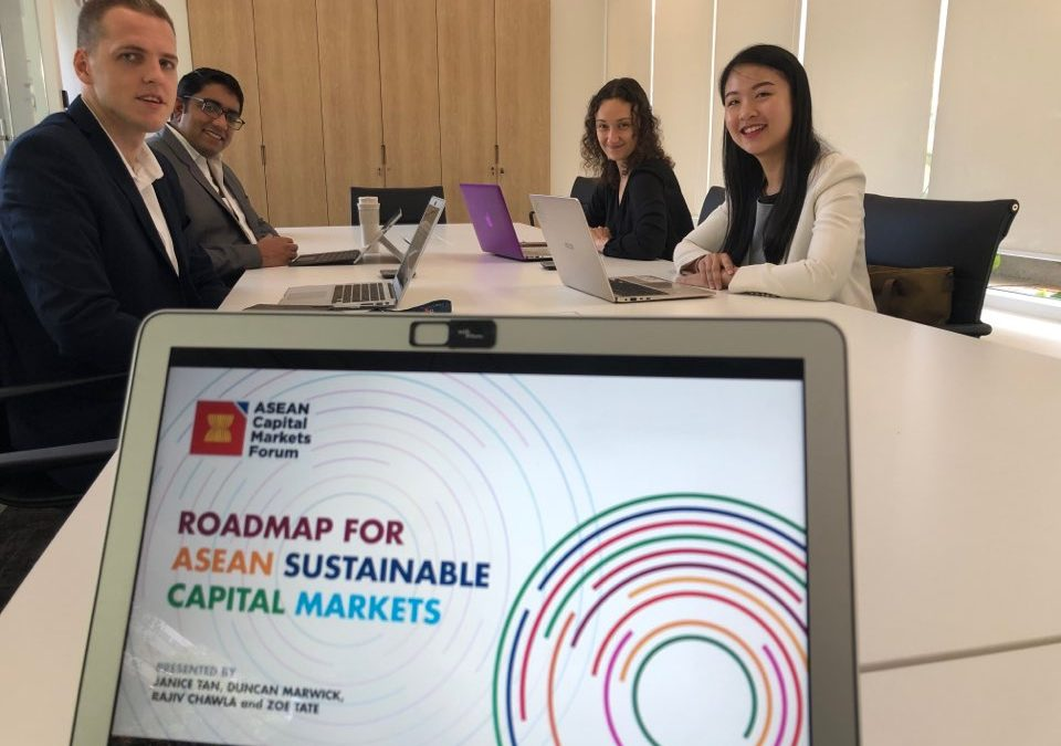 ASB Contributes to Charting the Path towards Sustainable Capital Markets in ASEAN