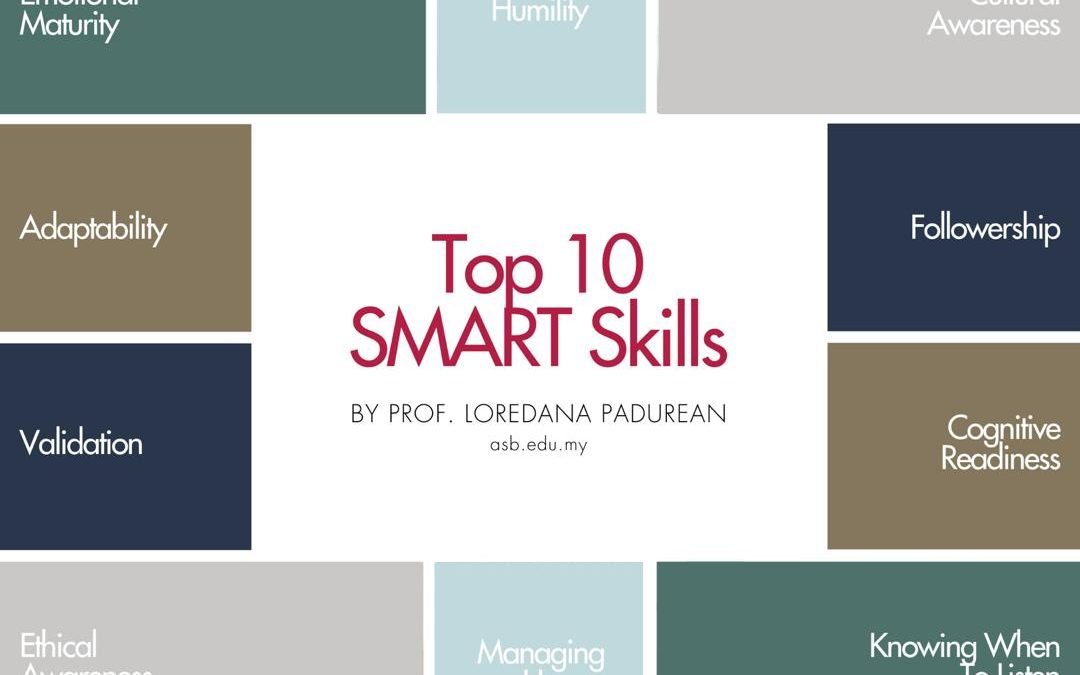 10 SHARP Skills To Become Market Ready Transformative Leaders