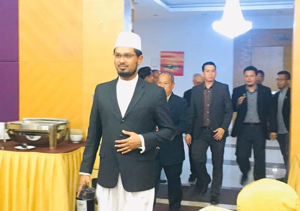 Aidil Azwal – Unconventional among the Extraordinary!
